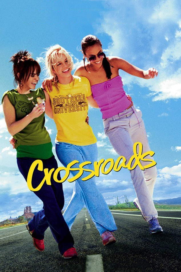 Crossroads, Britney Spears, Zoe Saldana, Taryn Manning