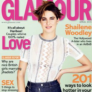 Shailene Woodley, Glamour UK