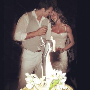 Tom Brady, Gisele, Wedding