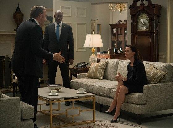 House of Cards, Season 3