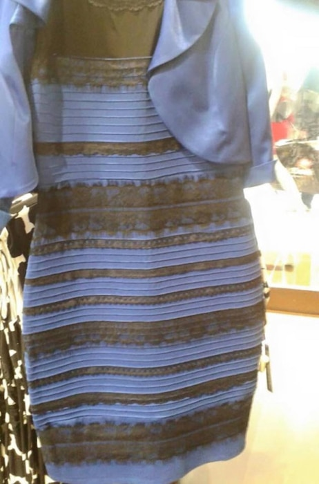 The Dress, Blue And Black, White And Gold