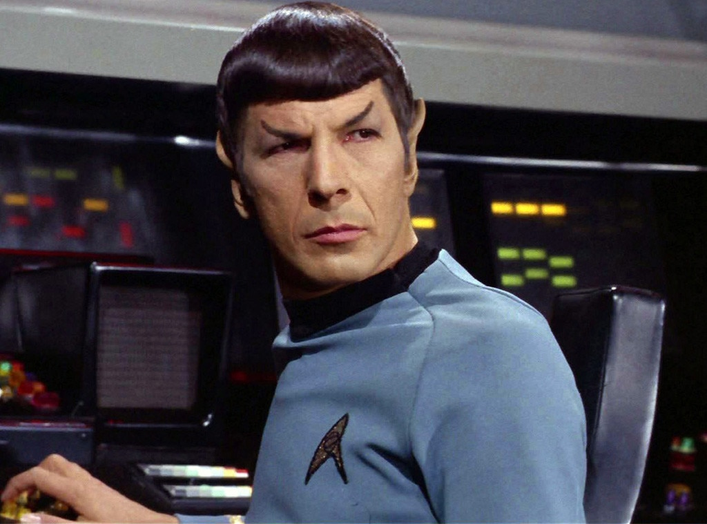 Leonard Nimoy, Star Trek, Best TV Quotes