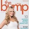 Molly Sims, The Bump Magazine