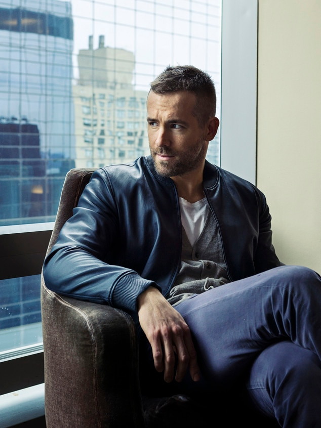 Ryan Reynolds From The Big Picture Today S Hot Photos E