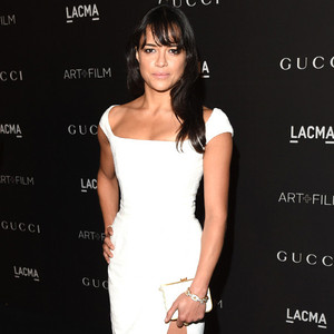 Michelle Rodriguez, LACMA