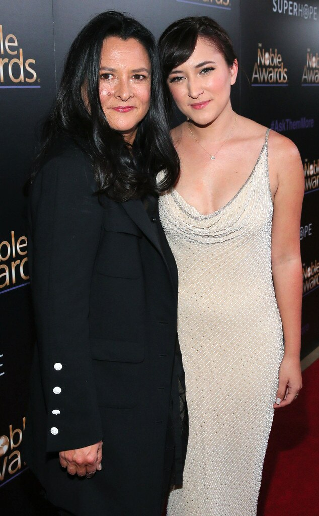Marsha Garces, Zelda Williams