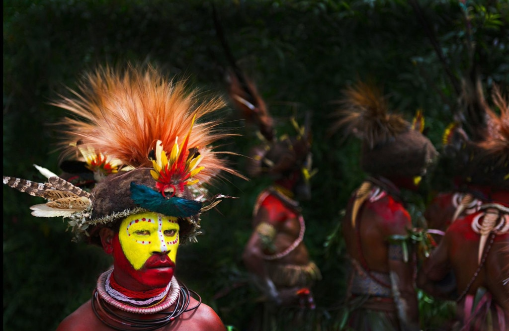World Best Girl Getaways, Galentines Day, New Guinea