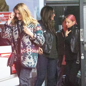 Cameron Diaz, Gwyneth Paltrow, Nicole Richie, Drew Barrymore