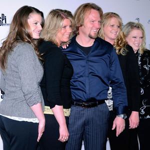 Robyn Brown, Meri Brown, Kody Brown, Christine Brown, Janelle Brown, Sister Wives