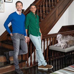 Neil Patrick Harris, David Burtka, Architectural Digest