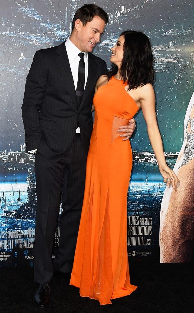 Channing Tatum & Jenna Dewan Tatum: Romance Rewind photos