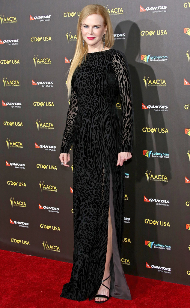 Nicole Kidman's Daughters Fashion Police...Their Own ...