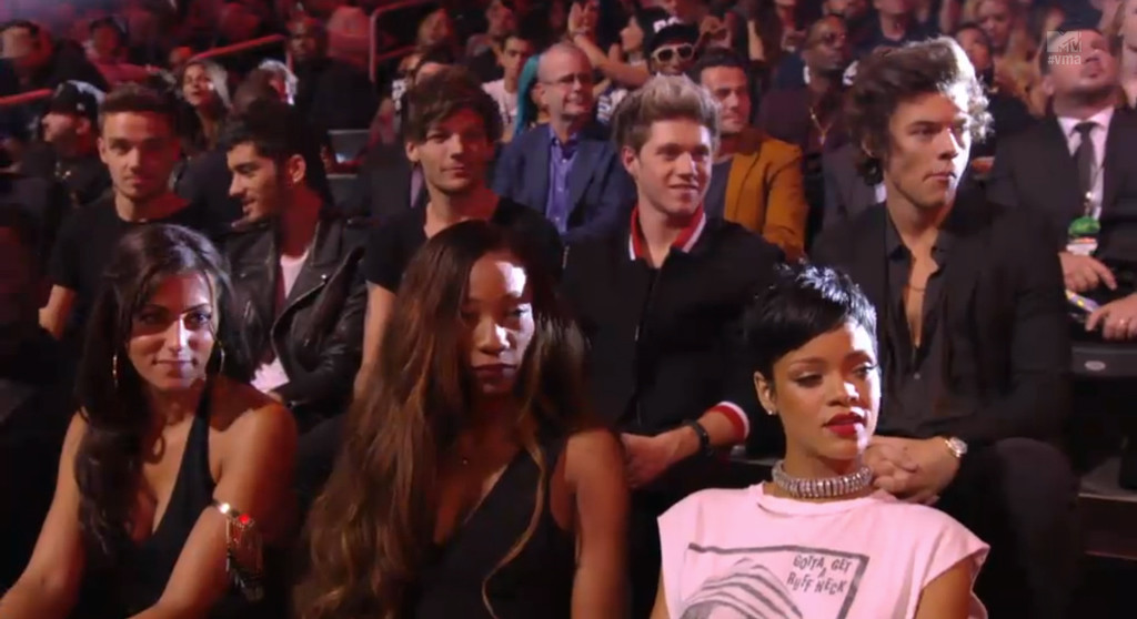 miley cyrus vma 2017 audience reaction