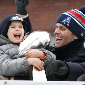 Tom Brady, Benjamin Brady
