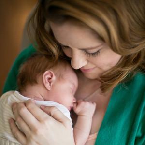 Sarah Drew, Baby Hannah