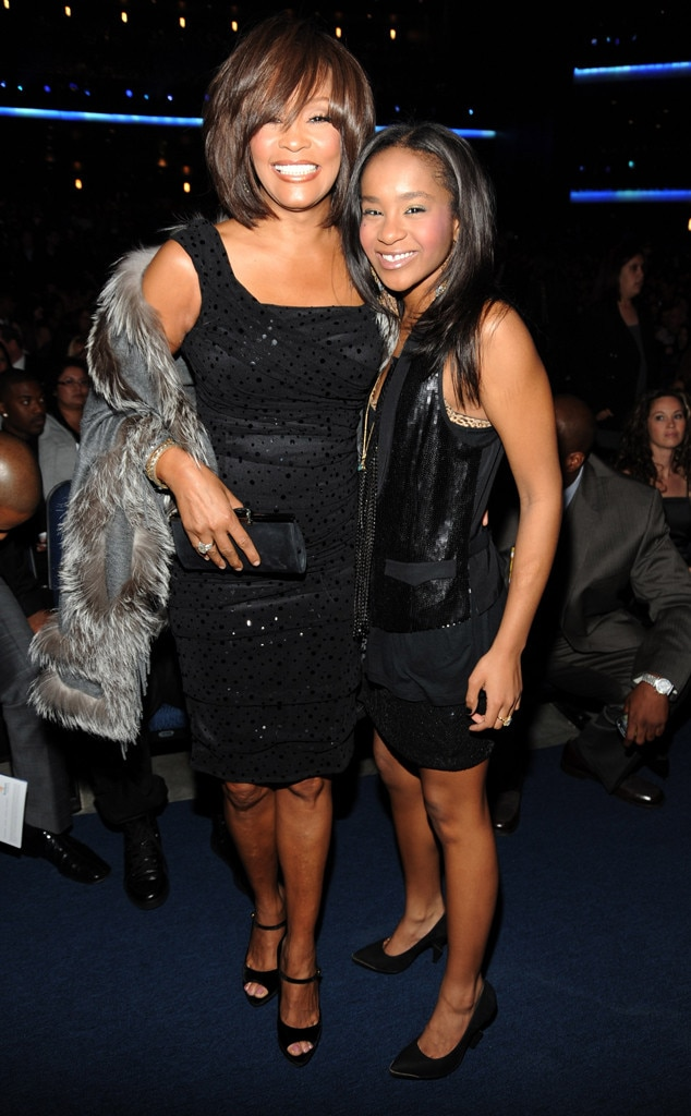 Whitney Houston, Bobbi Kristina Brown