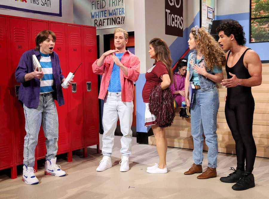 Tonight Show, Saved By The Bell