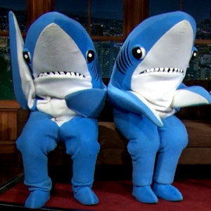 John Mayer, Sharks, Late Late Show