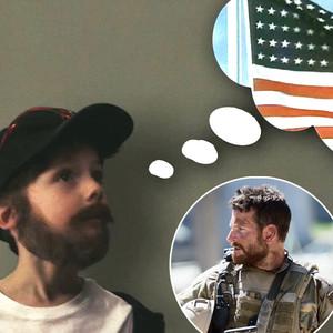Bradley Cooper, American Sniper, Kids