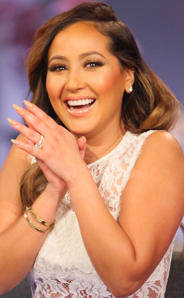 Adrienne Bailon Reveals She S Engaged To Longtime