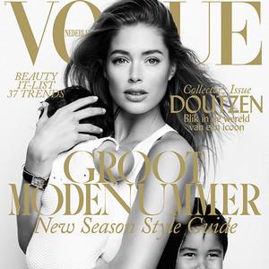 Doutzen Kroes, Vogue Netherlands