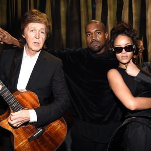 Paul McCartney, Kanye West, Rihanna, Grammy Awards