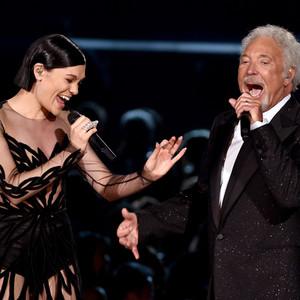 Jessie J, Tom Jones, Grammy Awards, Performances