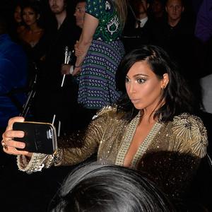 Kim Kardashian, John Legend, Chrissy Teigen, Grammy Awards, Selfie, Candids