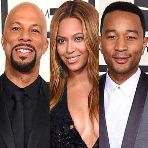 Common, Beyonce, John Legend, Grammy Awards