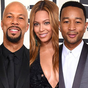 Common, Beyonce, John Legend, Grammy Awards
