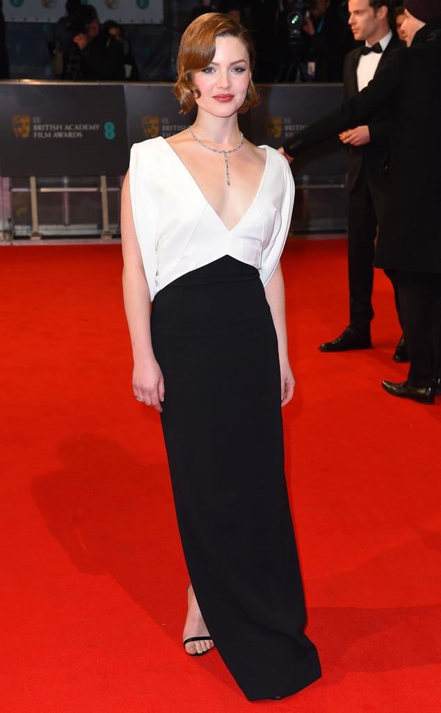 Matthew Goode's wife Sophie Dymoke