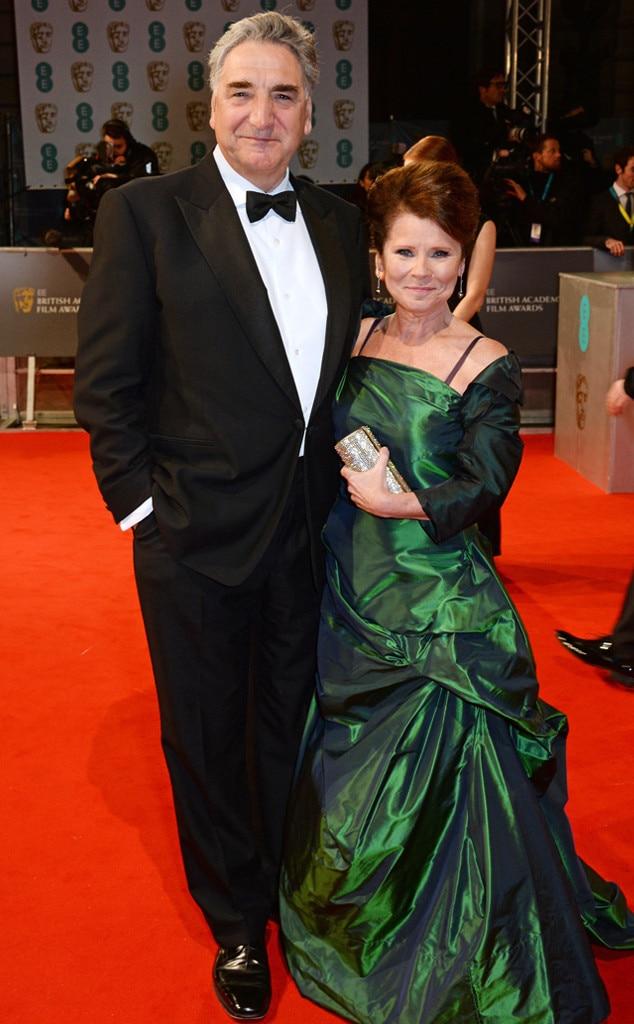 Jim Carter, Imelda Staunton, British Academy Film Awards