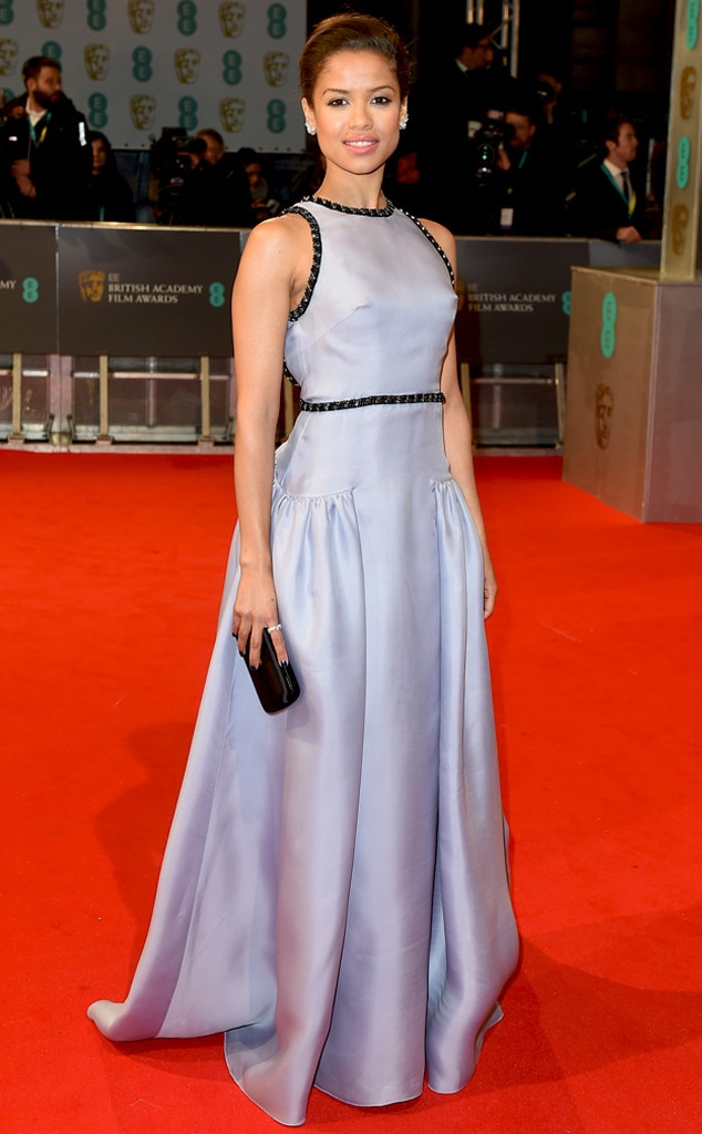 Gugu Mbatha-Raw, British Academy Film Awards