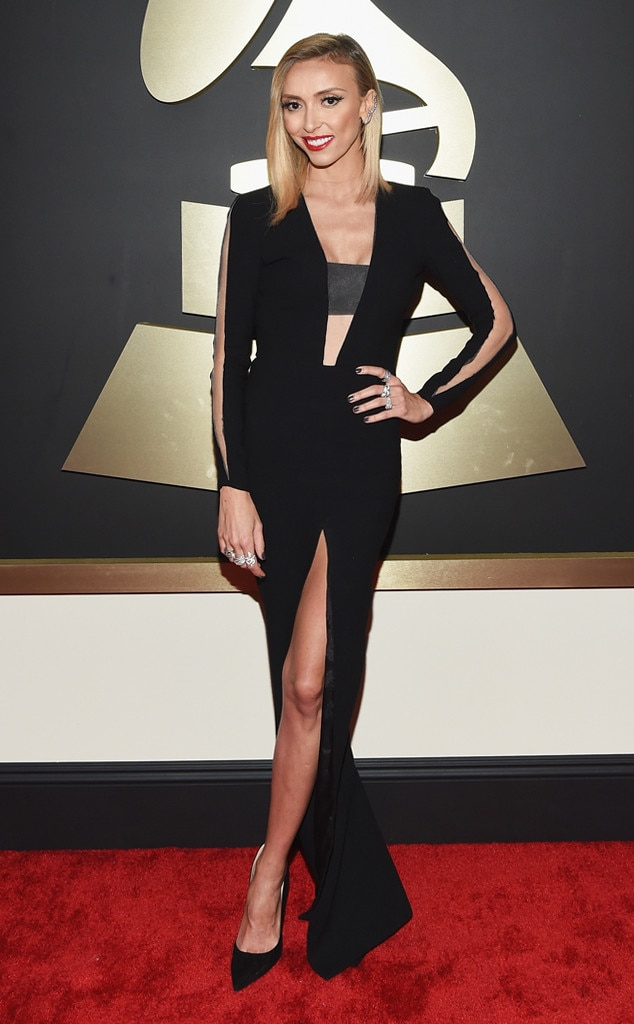 Giuliana Rancic Grammy Awards