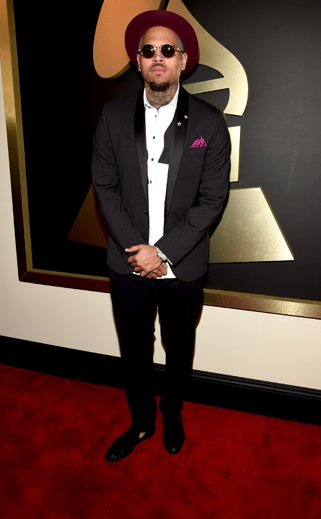 Chris Brown, Grammy Awards