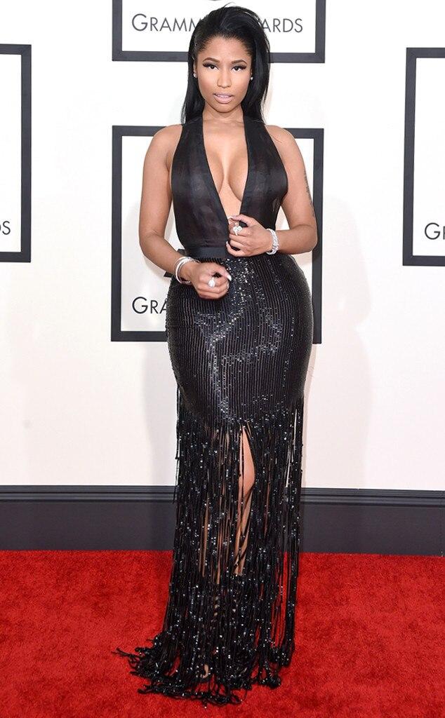 Nicki Minaj, Grammy Awards
