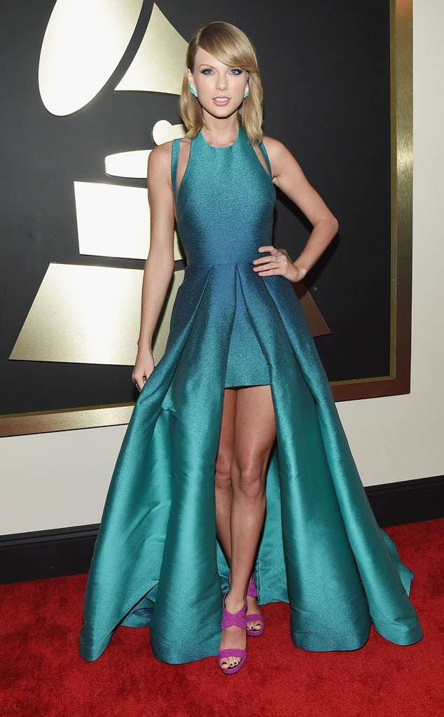 Taylor Swift, Grammy Awards