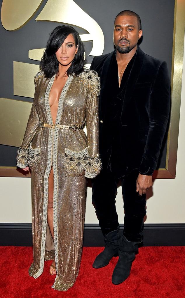 Kim Kardashian, Grammy Awards, Couples