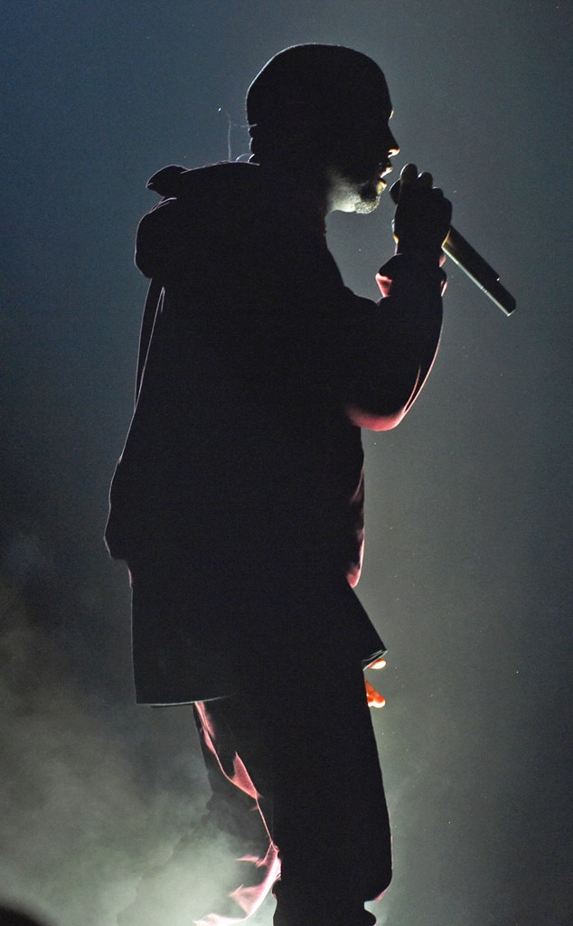 Kanye West, Grammy Awards, Performance