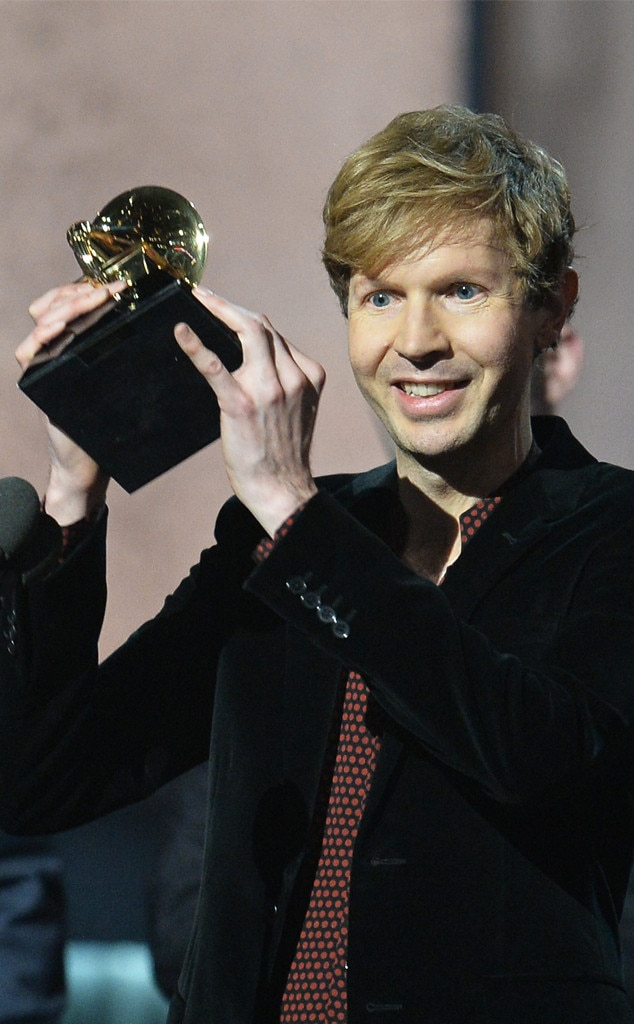 Beck, Album of the Year, Grammys, Winner