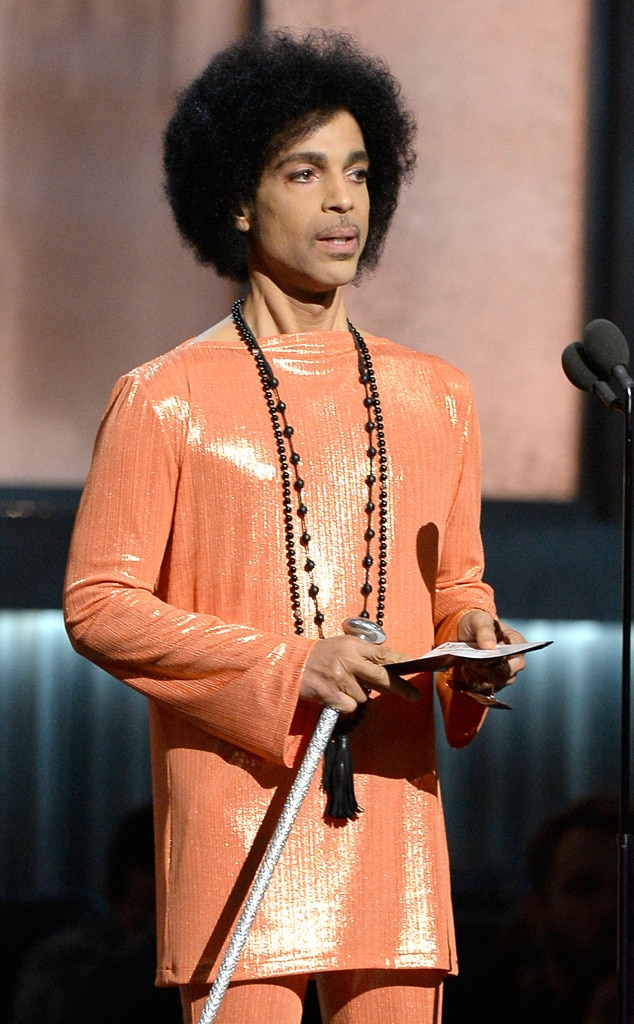 Prince, Grammy Awards