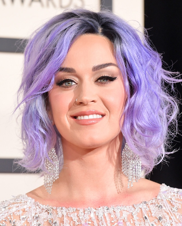 Katy Perry, Grammy Awards, Hair
