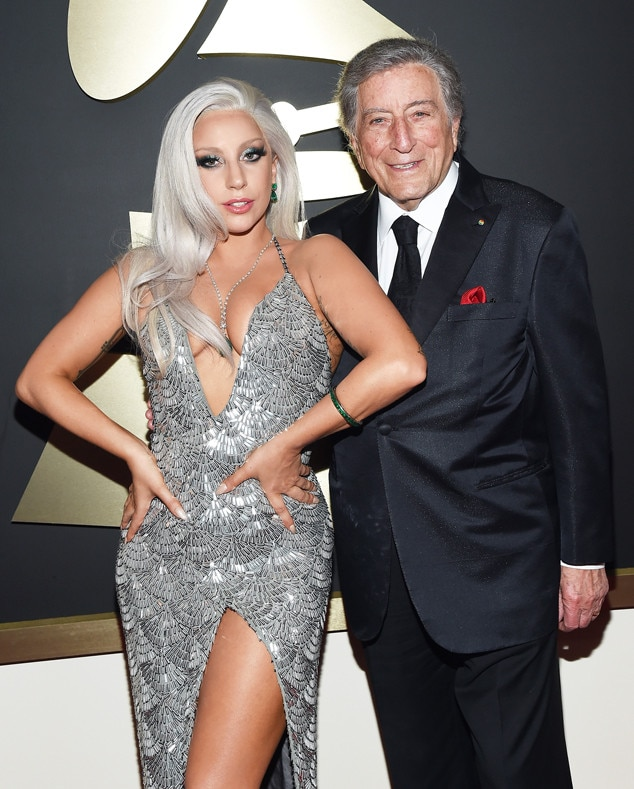 Lady Gaga, Tony Bennett, Grammy Awards