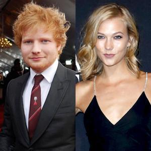 Taylor Swift, BFFs, Ed Sheeran, Karlie Kloss