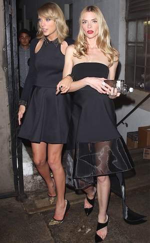 Taylor Swift, Jaime King, Grammys After-Party