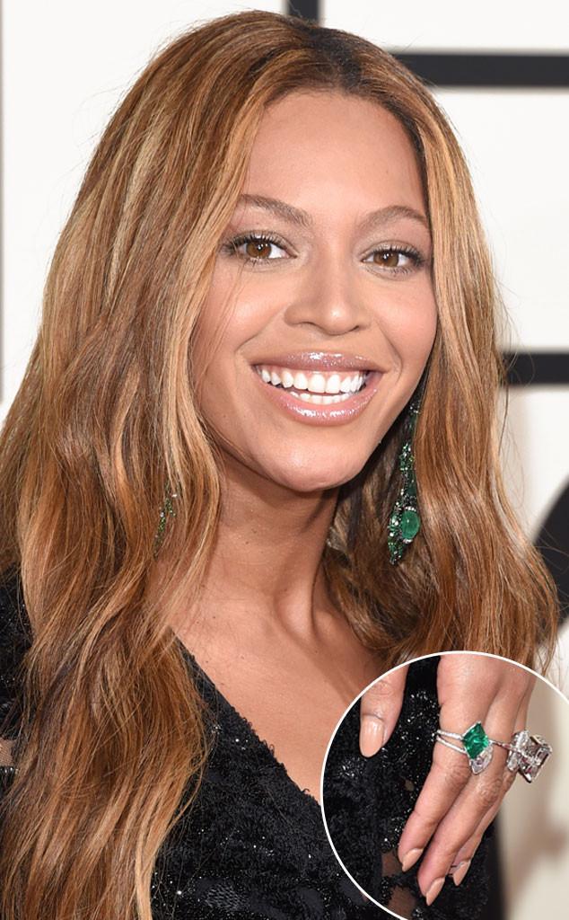 Beyonc 233 S 10 Million Emerald Jewelry Taylor Swift S 1