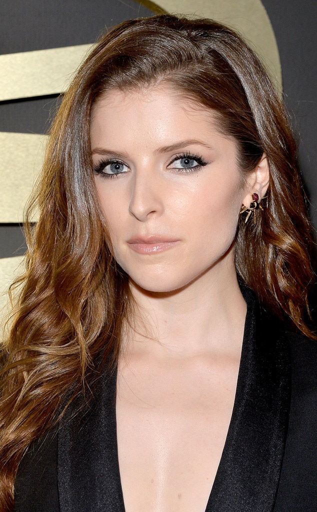 Anna Kendrick from E! Style Collective's Flawless Faces ... Anna Kendrick