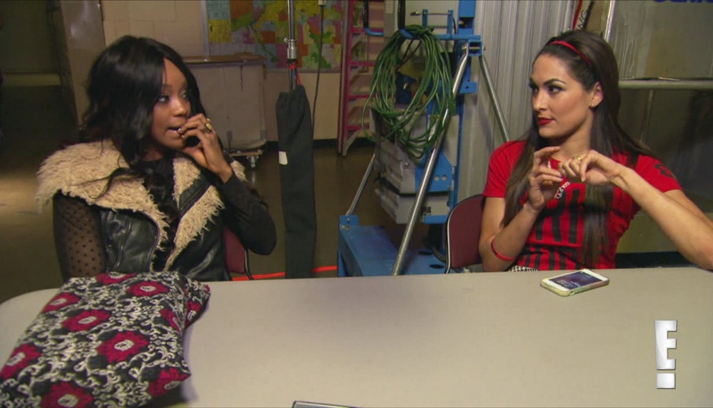 Total Divas, Brie Bella Thinks Paige Is Moving Too Fast