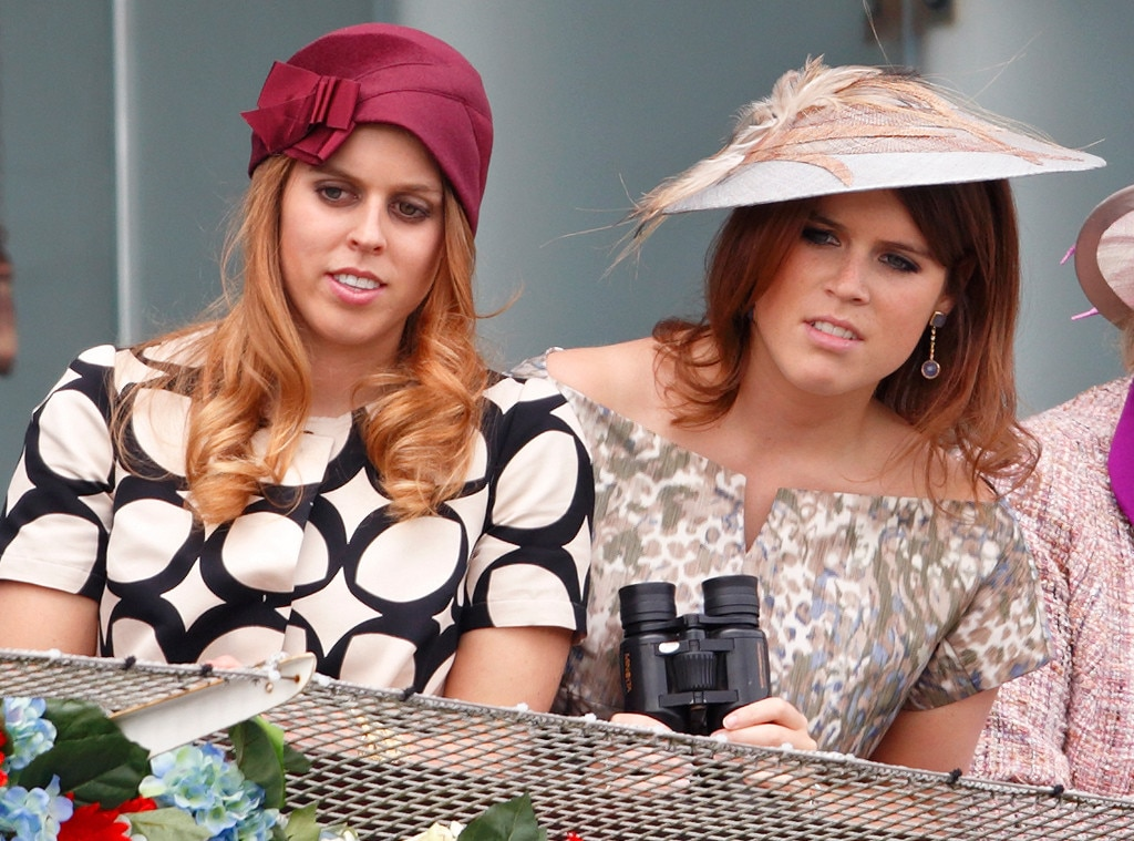 Princess Beatrice, Princess Eugenie, Wildest Royal Fashions