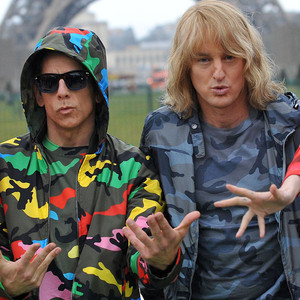 Owen Wilson, Ben Stiller, Paris Fashion Week, Zoolander